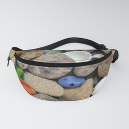 Petoskey Stones lll Fanny Pack