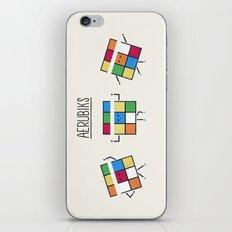 Aerubiks iPhone & iPod Skin