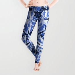 Aloha Blue Leggings