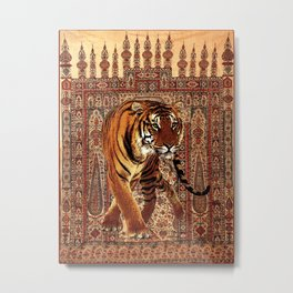Shere Khan - Rudyard Kiplings Jungle Book Metal Print