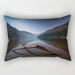 Glendalough at Night - Ireland | Print (RR 265) Rectangular Pillow