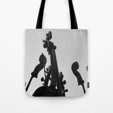 Divine Music Tote Bag