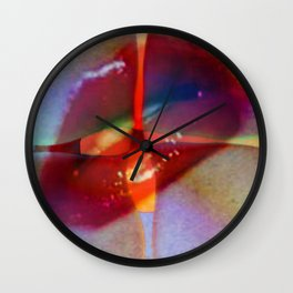 COMEDIENNE Wall Clock