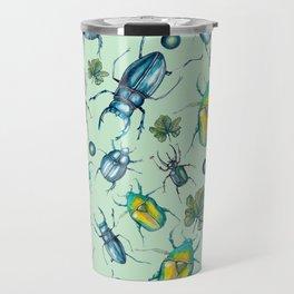 Beetlemania Travel Mug