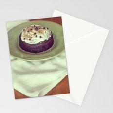 Vintage Cake Stationery Cards
