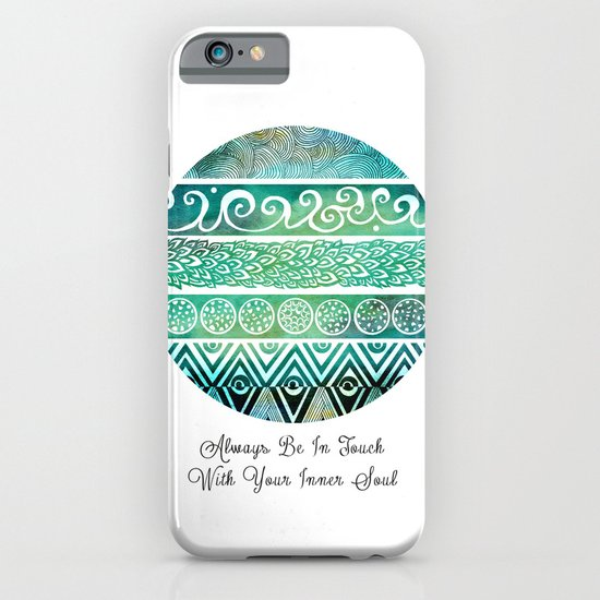 Tribal Evolution Series iPhone & iPod Case