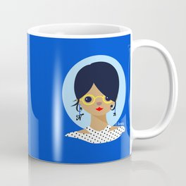 2 Girls Coffee Mug
