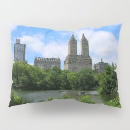 San Remo Towers And The Lake Pillow Sham
