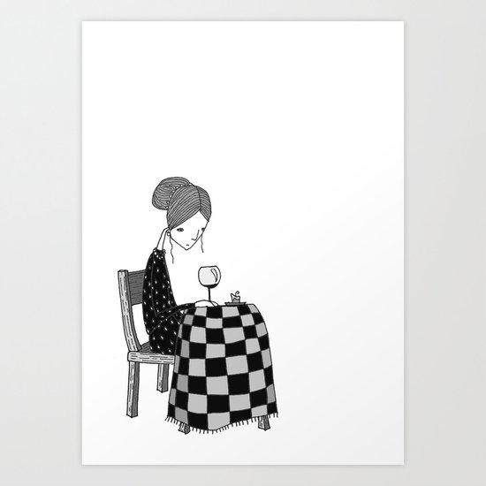 Empty Vessel Art Print