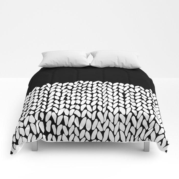 Half Knit Comforters
