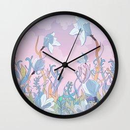 DEMo-64x Wall Clock