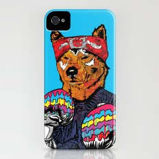 Shiba - The Hustler  iPhone (4, 4s) Slim Case