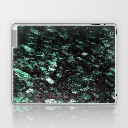 The Jade Sleeping Beneath the Black Granite Laptop & iPad Skin