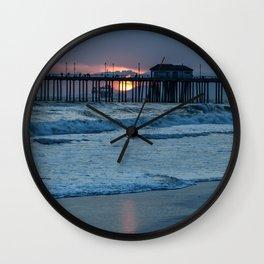 Sun Drop (Surf City USA) Wall Clock