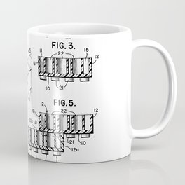 Toy Bricks Coffee Mug