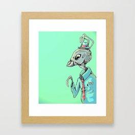 Son of Samsa Framed Art Print