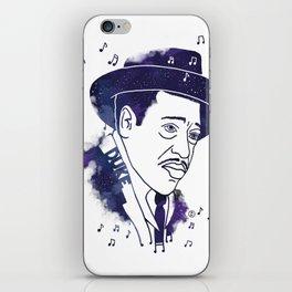 Duke Ellington iPhone Skin