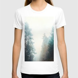 In the spring T-shirt