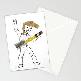 Rocker Stationery Cards