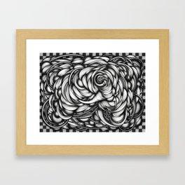 Headache_3 Framed Art Print