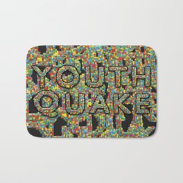 YOUTHQUAKE Bath Mat