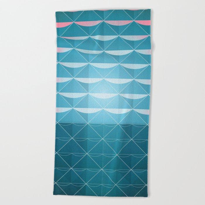 Year Of The Dragon Beach Towel