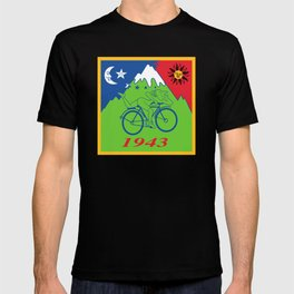 LSD 1943 - Hoffman Trip T-shirt