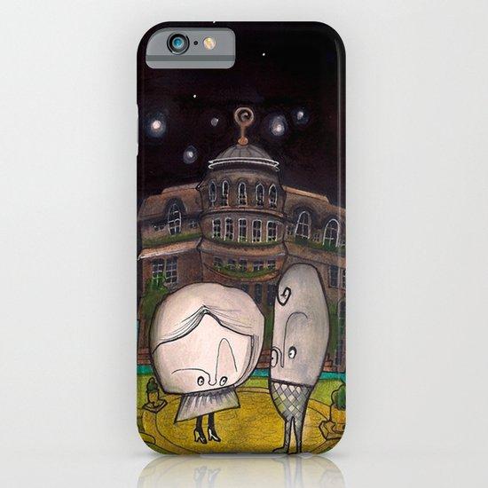 Diorama iPhone & iPod Case