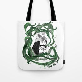 Vlad the Inhaler Tote Bag