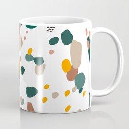 Modern Terrazzo Fall Vibes Coffee Mug