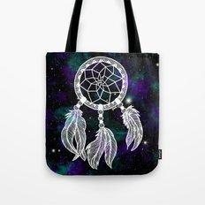Galaxy Dreamcatcher Tote Bag