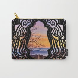As the Day Begins Carry-All Pouch