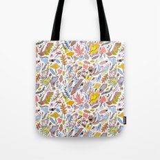 Rouge Park Pattern Tote Bag