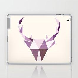 Polydeer in Space Laptop & iPad Skin