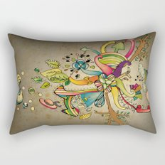 Another Strange World Rectangular Pillow