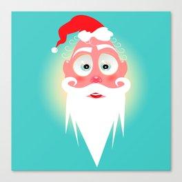Santa Lolo/ Character & Art Toy design for fun Canvas Print