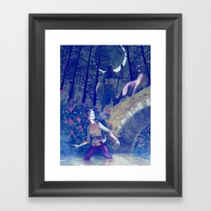 The Moon of Gomrath Framed Art Print