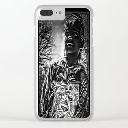 Youth of Tomorrow: Prince Tyme 01 Clear iPhone Case
