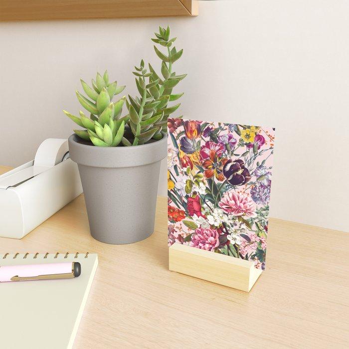 Exotic Garden - Summer Mini Art Print