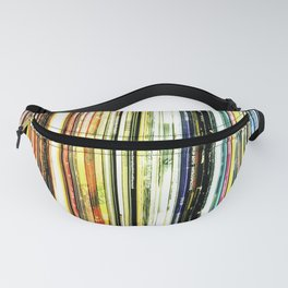 a rainbow of records! Fanny Pack