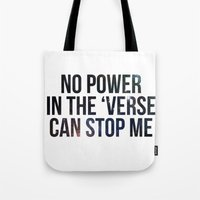 firefly Tote Bags featuring Firefly by Laura Willig