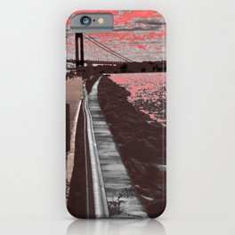 Bay iPhone Case