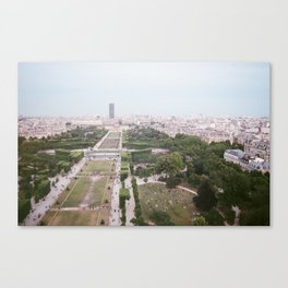 As above Canvas Print