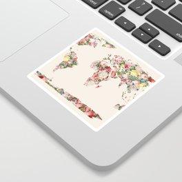 Beautiful World Sticker