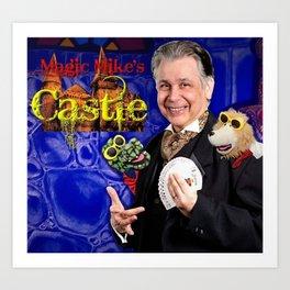 Magic Mike's Castle 31st Anniversary Reunion Show Art Print