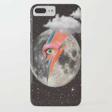 Moon lightening (Bowie) iPhone 7 Plus Slim Case