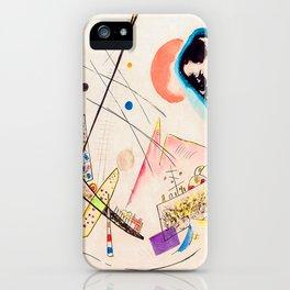 Wassily Kandinsky Lyrical Composition iPhone Case