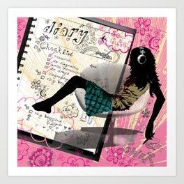checklist Art Print