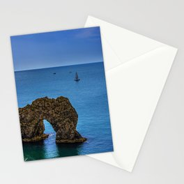 Durdle Door Dorset 2 Stationery Cards
