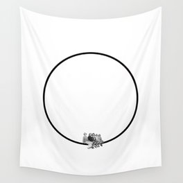 Circle of Friends Wall Tapestry